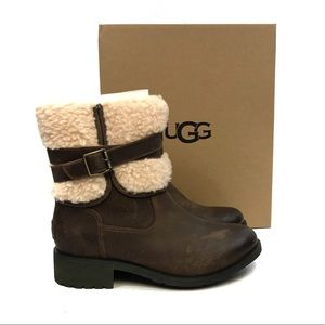 New UGG Blayre Chipmunk Boots